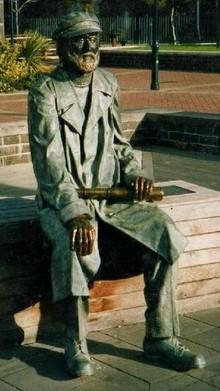 Captain Henry Cain