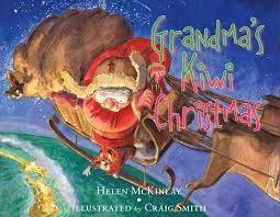 Grandmas Kiwi Christmas large cover image